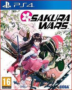SAKURA WARS PS4 MÍDIA DIGITAL