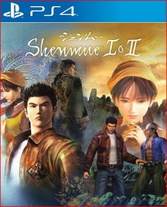 SHENMUE l & II PS4 MÍDIA DIGITAL