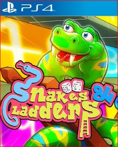 SNAKES AND LADDERS PS4 MIDIA DIGITAL