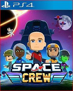 SPACE CREW PS4 MÍDIA DIGITAL