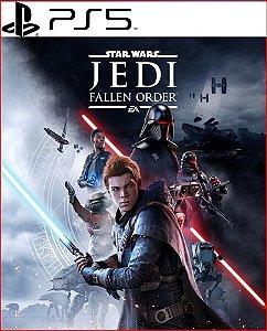 STAR WARS JEDI FALLEN ORDER PS5 PSN MIDIA DIGITAL