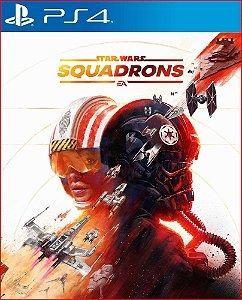 STAR WARS: SQUADRONS PS4 MÍDIA DIGITAL