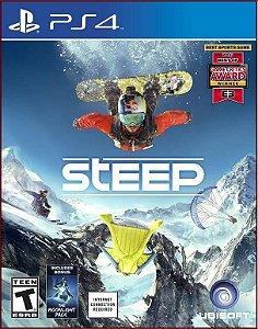 STEEP PS4 PSN MÍDIA DIGITAL