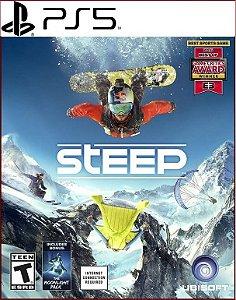 STEEP PS5 PSN MÍDIA DIGITAL