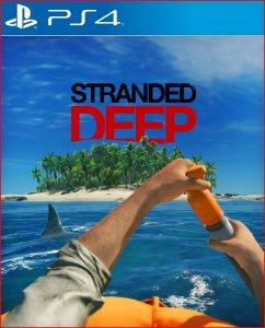 STRANDED DEEP PS4 MIDIA DIGITAL
