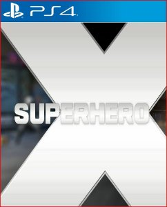 SUPERHERO X PS4 MÍDIA DIGITAL