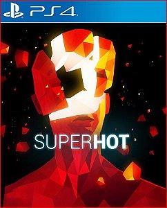 SUPERHOT PS4 MÍDIA DIGITAL