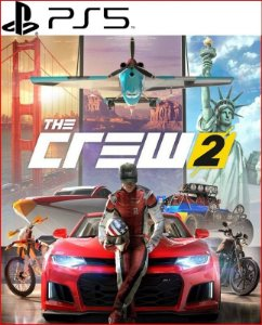 THE CREW 2 PS5 MÍDIA DIGITAL