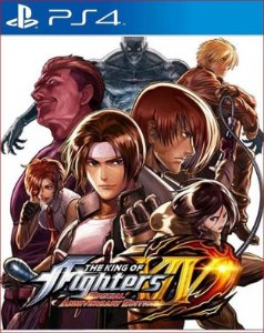 THE KING OF FIGHTERS XIV SPECIAL ANNIVERSARY EDITION PS4 MÍDIA DIGITAL
