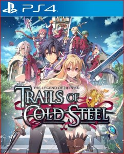 the legend of heroes trails of cold steel ps4 psn mídia digital