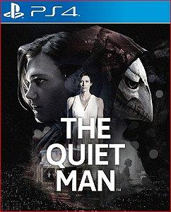 THE QUIET MAN PS4 PORTUGUÊS MÍDIA DIGITAL