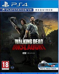 THE WALKING DEAD ONSLAUGHT PS4 MÍDIA DIGITAL
