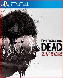 the walking dead the telltale definitive series ps4 midia digital