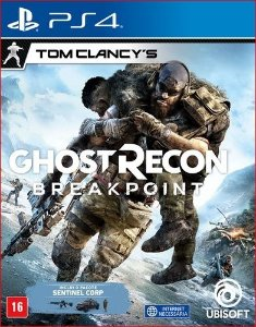 tom clancys ghost recon breakpoint ps4 midia digital