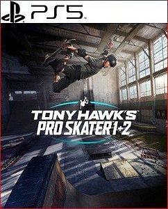 Tony Hawks pro skater 1 + 2 PS5 psn midia digital