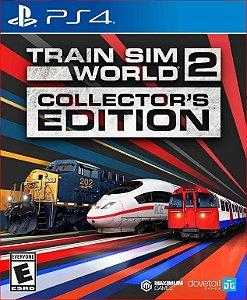 TRAIN SIM WORLD 2 PS4 PSN MÍDIA DIGITAL