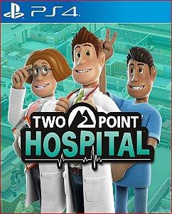 TWO POINT HOSPITAL PS4 PORTUGUÊS MÍDIA DIGITAL