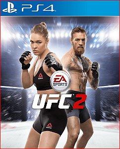 UFC 2 PS4 PORTUGUÊS MÍDIA DIGITAL