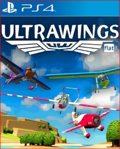 ultrawings flat ps4 midia digital