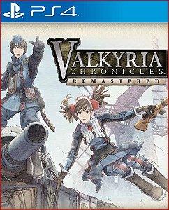 VALKYRIA CHRONICLES REMASTERED PS4 MÍDIA DIGITAL
