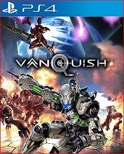 VANQUISH PS4 MÍDIA DIGITAL