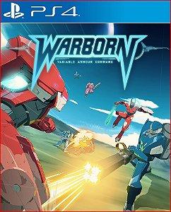 WARBORN PS4 MÍDIA DIGITAL