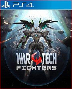 WAR TECH FIGHTERS PS4 PSN MÍDIA DIGITAL