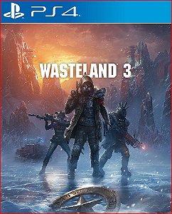 wasteland 3 ps4 midia digital