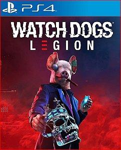 watch dogs legion ps4 midia digital