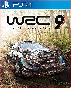 wrc 9 fia world rally championship ps4 midia digital