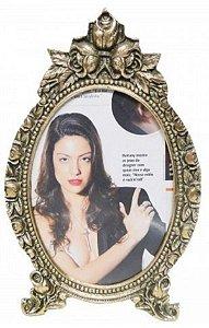 Porta Retrato Em Bronze Fotos Namorados Mães Pais Decorações Presentes*