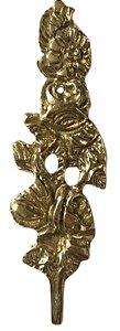 Aplique Em Bronze Móveis Criado Luís Xv Cômoda Bombê Criados*