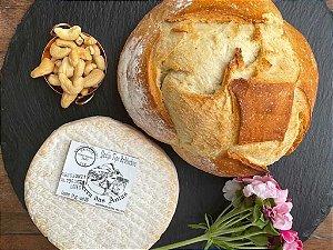 Fondue de Queijo Reblochon + Pão Italiano