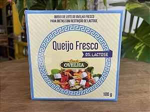 QUEIJO FRESCO DE OVELHA 0% LACTOSE 100G