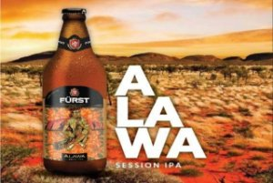 CERVEJA FUST ALAWA SESSION IPA 600ML