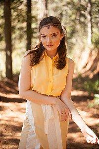 Blusa Verinha Amarela