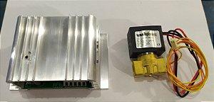 Kit Circuito AT100 + Válvula Solenoide 24v Completa