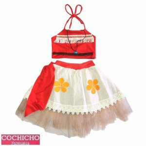 Fantasia Princesa Praiana Luxo Infantil