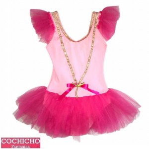 Fantasia Bailarina Tule Juvenil