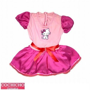 Fantasia Hello Kitty Infantil