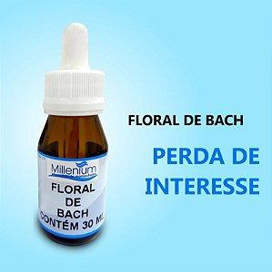 Floral de Bach Perda de Interesse