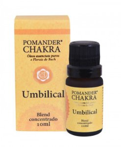 Pomander Chakra Umbilical Blend 10 ml