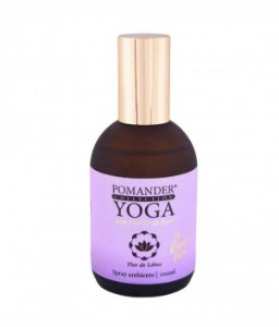 Pomander Collection Yoga Flor de Lotus Spray 100 ml
