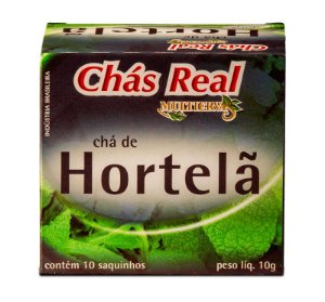 Chá Real Hortelã