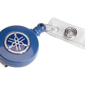 100 Porta Crachá Personalizado Roller Clip