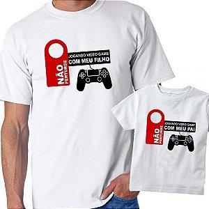 Camiseta Personalizada Tal Pai Tal Filho