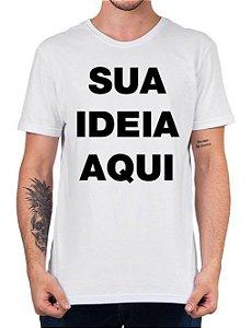 10 Camisetas Personalizadas