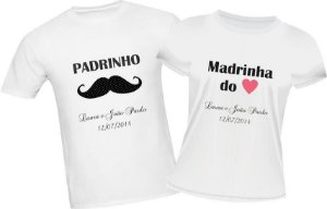 100 Camisetas Personalizadas