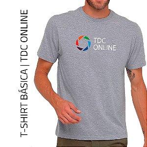 T-SHIRT MESCLA BÁSICA | TDC ONLINE