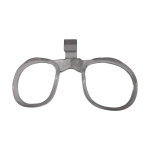 Suporte Clip De Lente Para Óculos de Segurança Grau 40x45